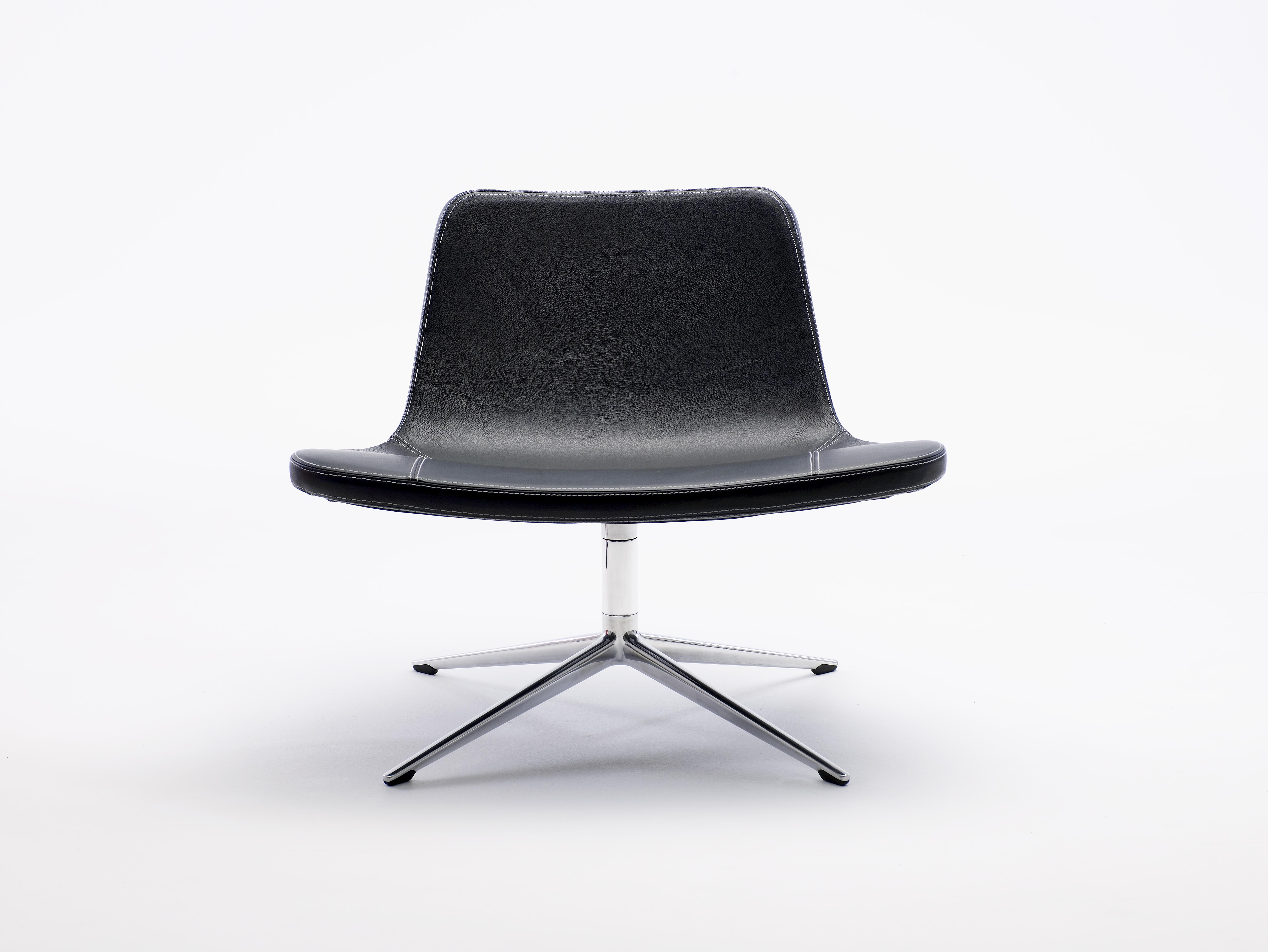 Ray Lounge Chair Swivel Bo Bedre Erhverv